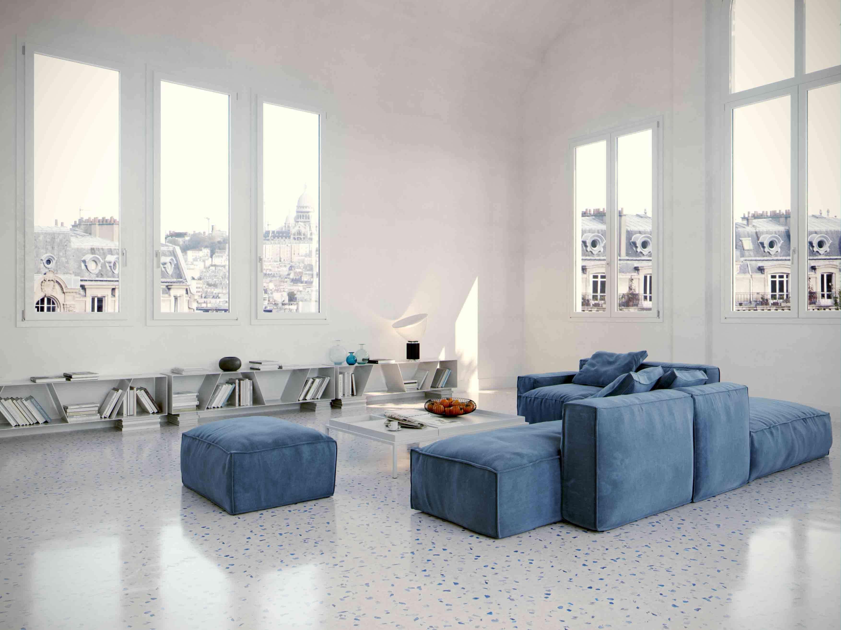 The Venetian Terrazzo Marvellous Flooring Between Tradition
